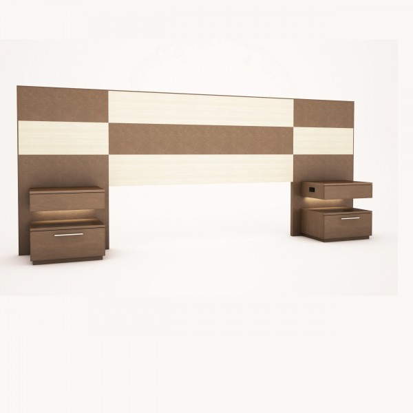 Hudson_King Headboard System 60H-ICONFurniture