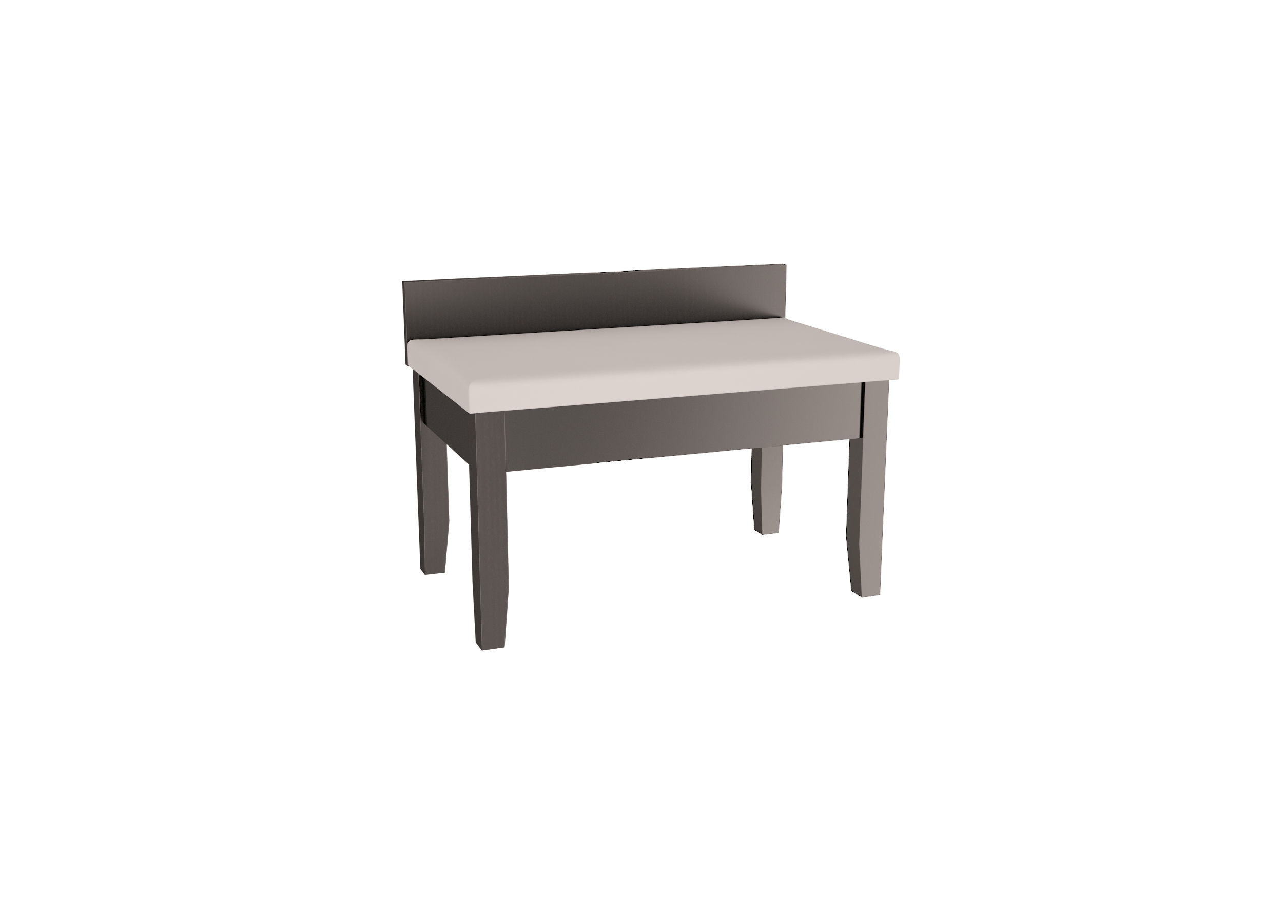 Icon Furniture Hunter Upholstered Luggage Bench