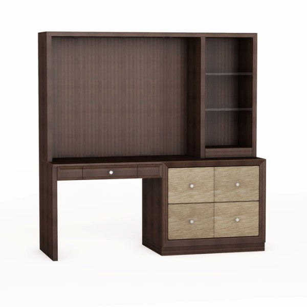 Chelsea Wall Unit Dresser-Icon Furniture