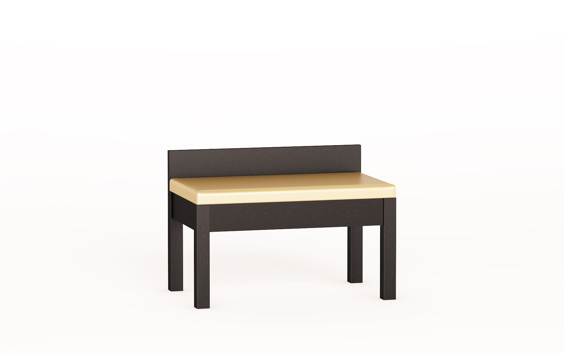 Icon Furniture Devon Upholstered Luggage Bench