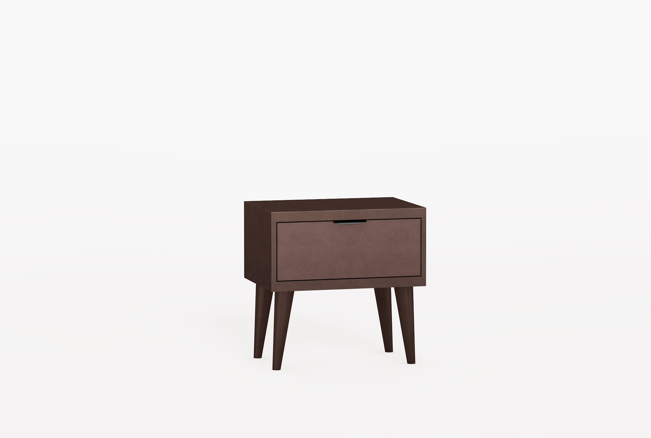Icon Furniture Sutton Nightstand Long Legs