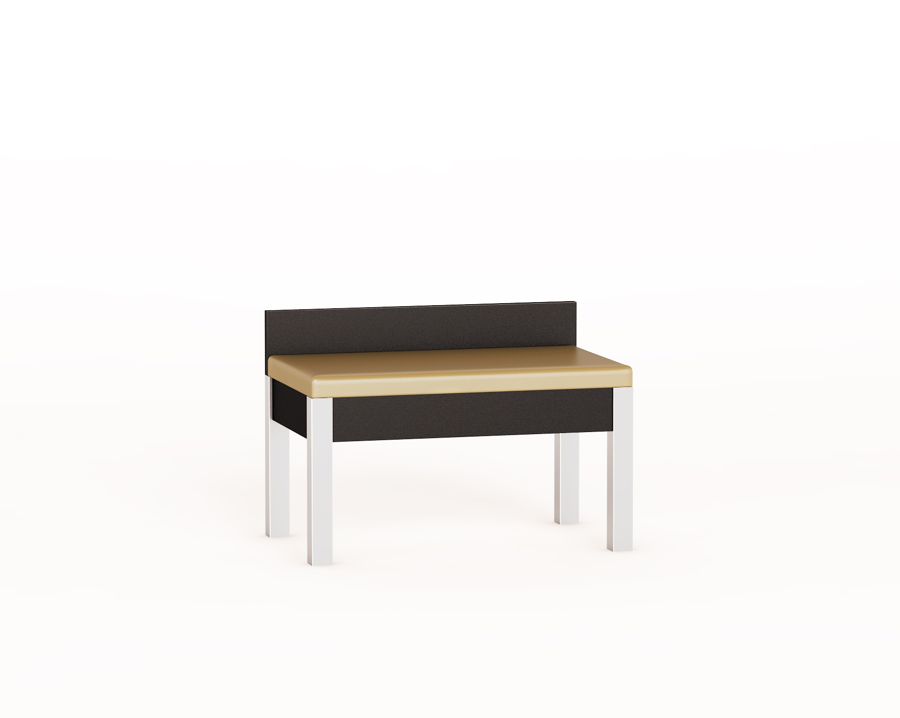 Icon Furniture Avery Upholstered Luggage Bench