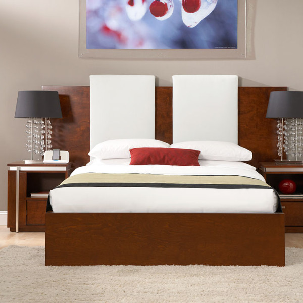Hazel Headboard Upholstered System-ICON Furniture