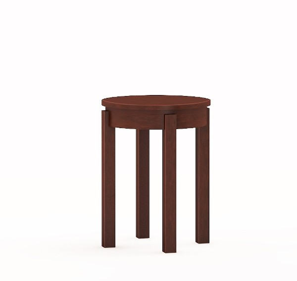 Hazel_Round Accent Table_Icon Furniture