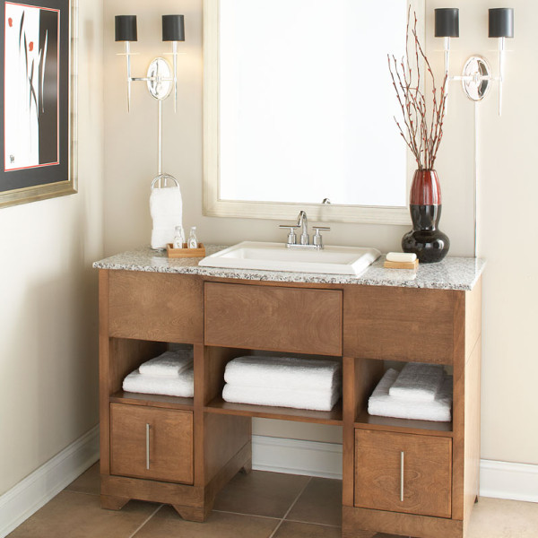 Pacific Vanity- ICON Furniture