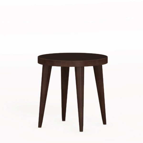 Sutton Round Accent Table-Icon Furniture