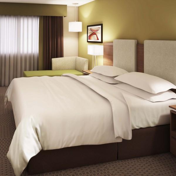 Concept Design for Holiday Inn