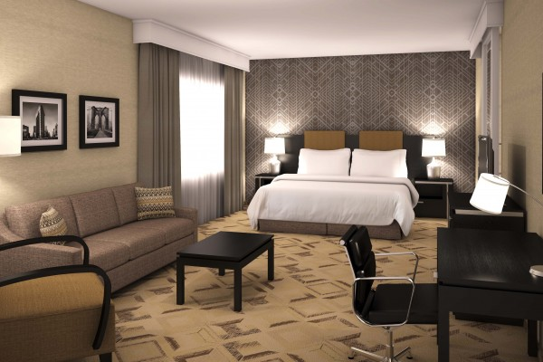 Concept Design for Marriott