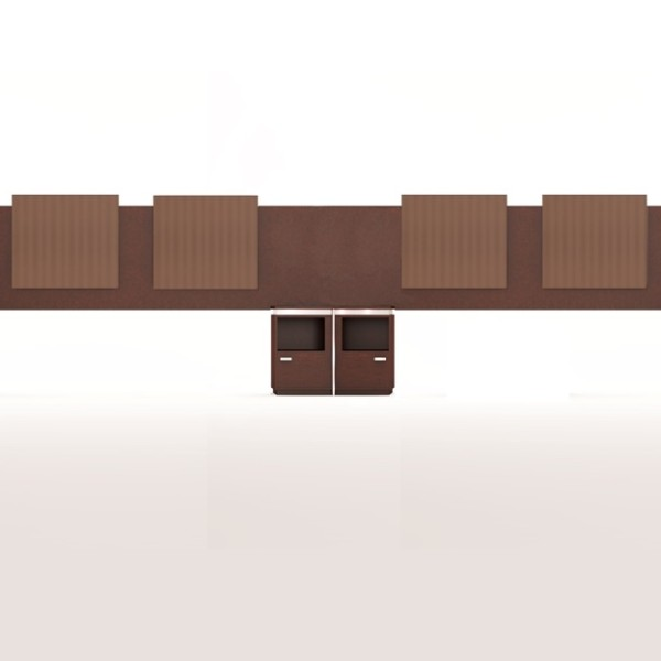 Hazel_DblHB System_Icon Furniture
